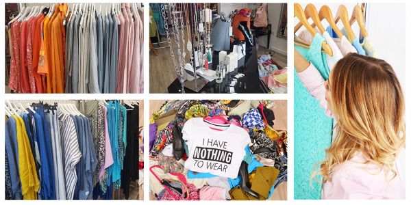 wardrobe detox service: end the cycle of I have nothing to wear